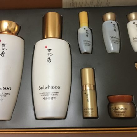How to buy Sulwhasoo Singapore products?