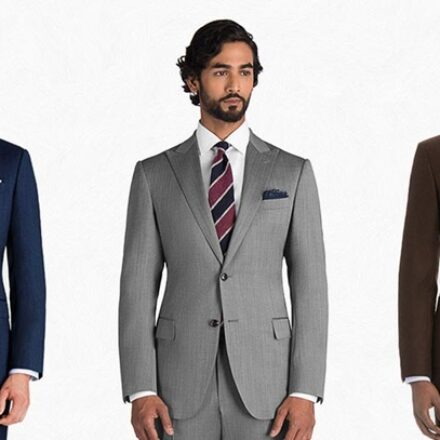 Suits color guide for men